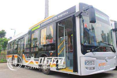 方便市民出行 泸州将推行互联网+城市公交