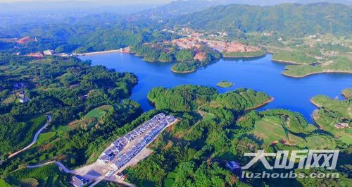 2017年泸州风景