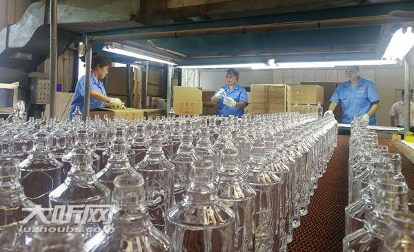 时间过半 任务过半 泸州白酒产业交出答卷