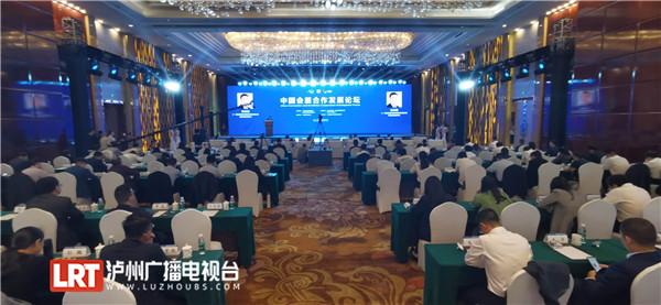 中国会展合作发展论坛举行 泸州与6市(区)签订会展合作框架协议