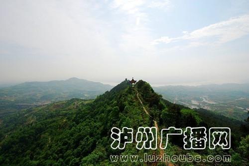 泸州:方山打造国家森林公园 让旅游名片靓起来(图)